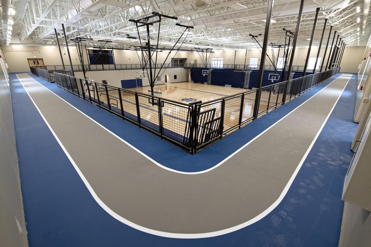 Heelan gymnasium completed