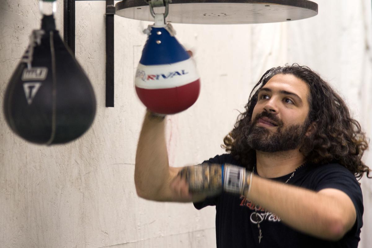 Israel Padilla Boxing