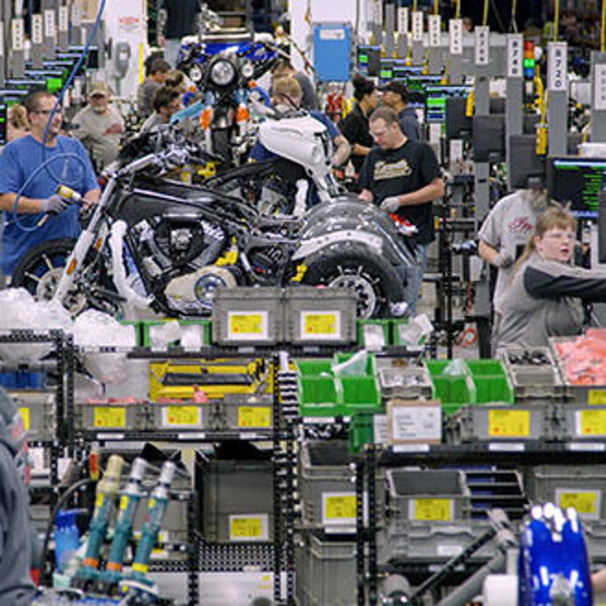 Polaris mulls moving some Indian Motorcycle production from