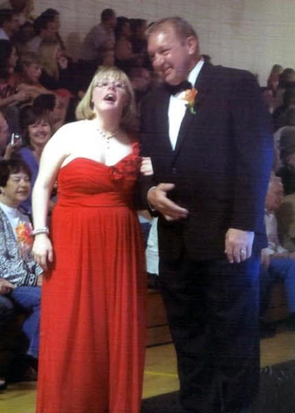 Corinne Meyer Prom