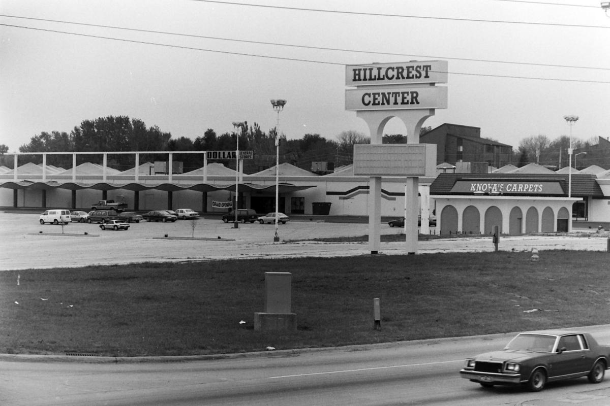 Hillcrest Center, 1993