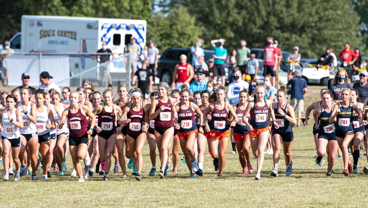 Cross Country at Dordt