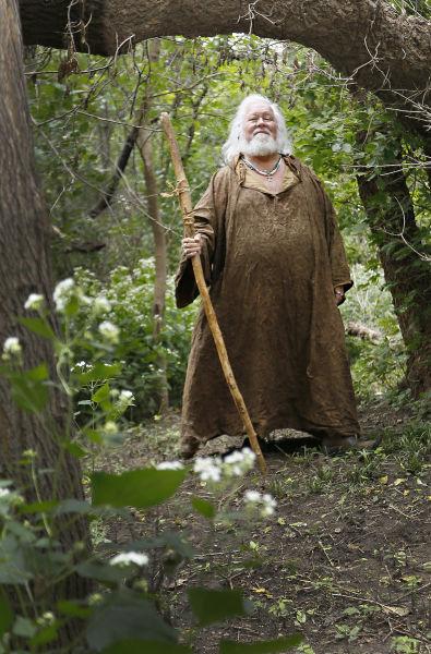 Phil Claeys as Fallen Friar (Weekender)