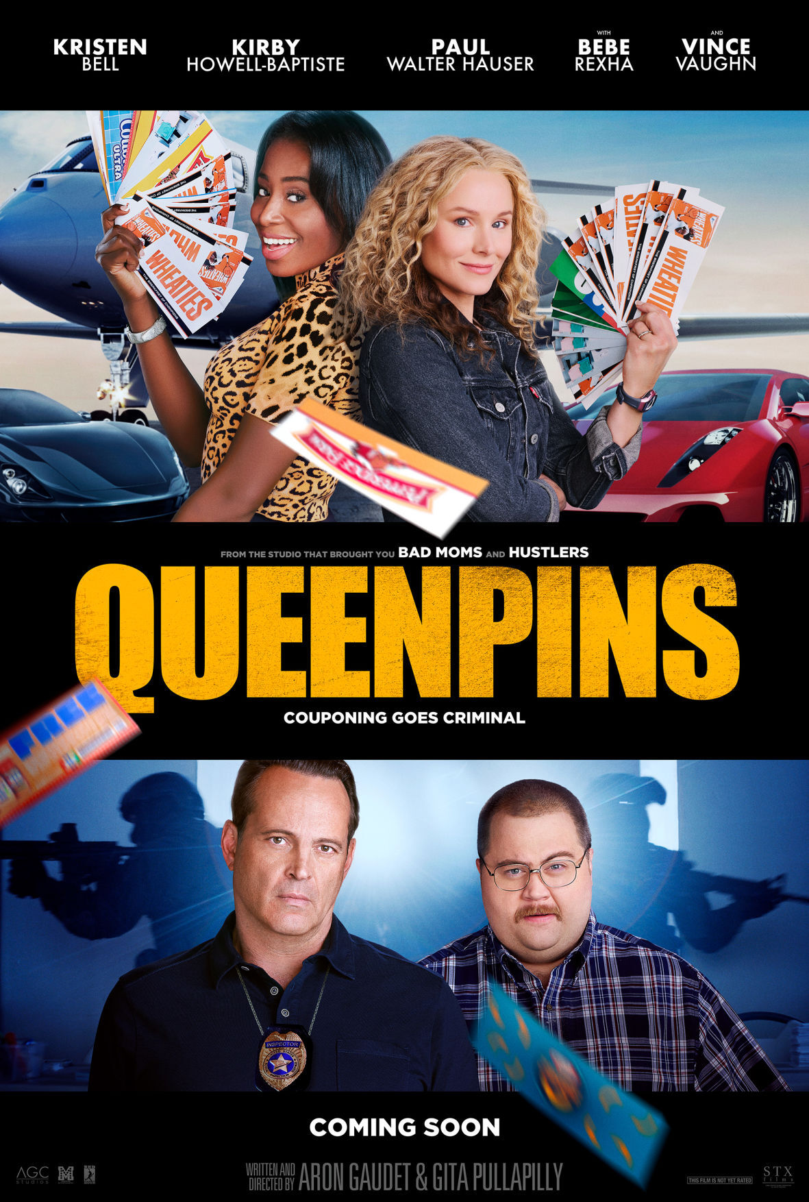 queenpins movie poster