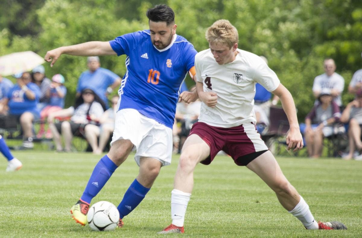Sioux Center Picks Up First Win At Boys State Soccer High School Siouxcityjournal Com