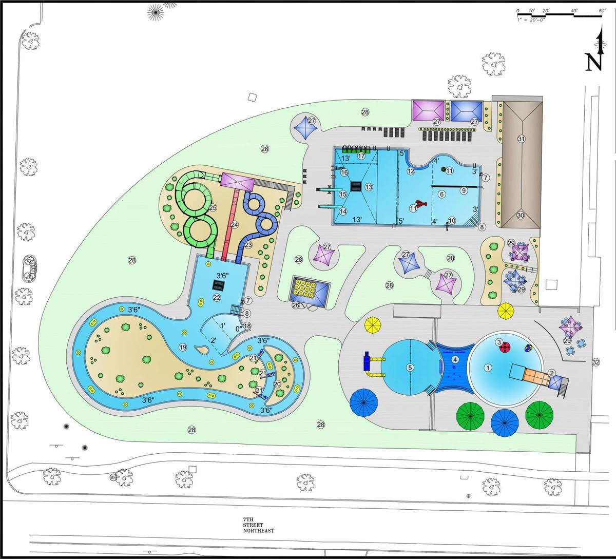 Sioux Center possible aquatic center addition
