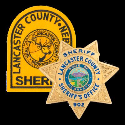 Lancaster County Sheriff's Office logo