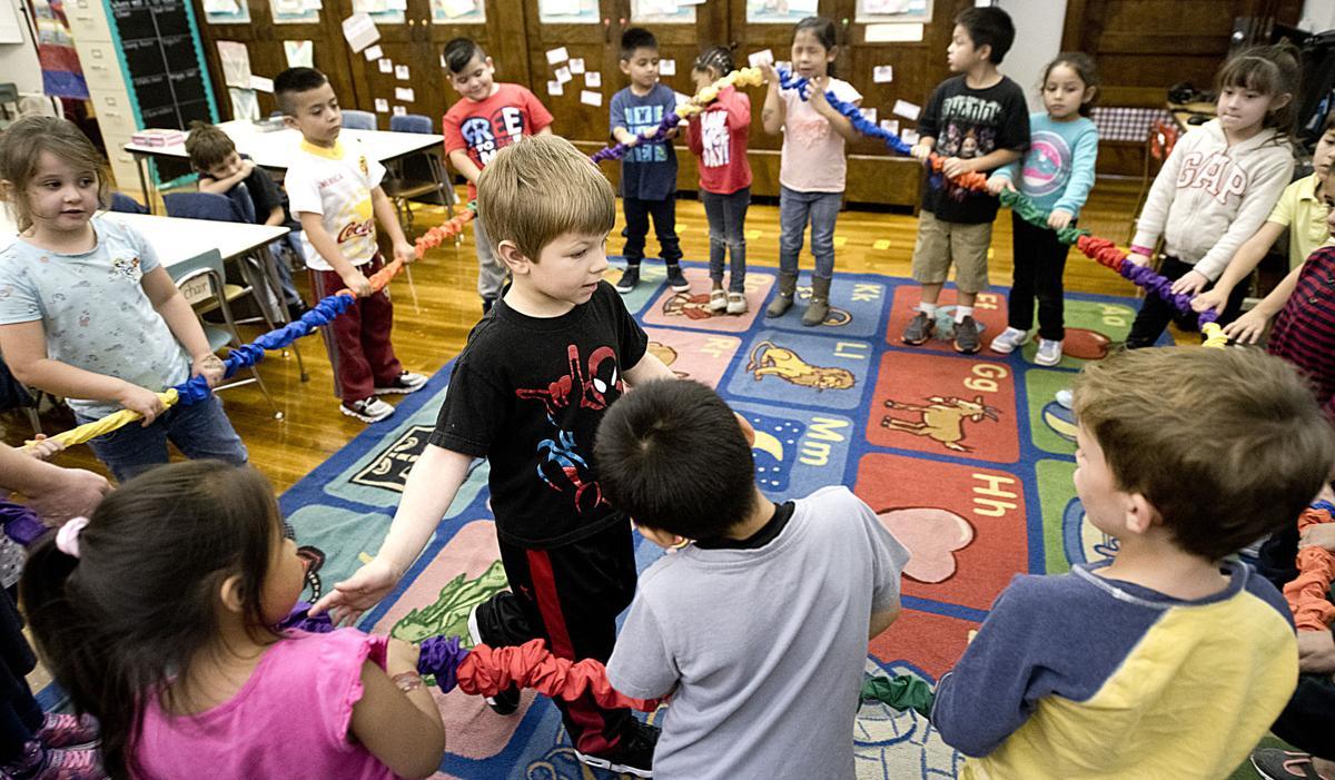 Specialty schools Hunt Elementary