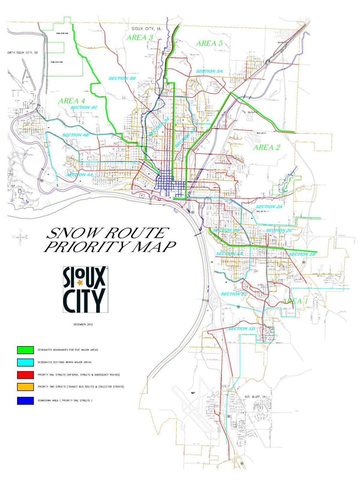 Sioux City snow map | | siouxcityjournal.com on rock valley map, sioux county map, omaha nation map, iowa map, johnson county map, carroll map, lake charles map, missouri valley map, new york university campus map, council bluffs map, beckley map, quad city area map, des moines metropolitan area map, bismarck map, bloomington map, laredo map, muscatine map, big sioux river map, fort wayne map, yankton map,