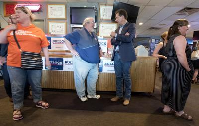 Steve Bullock Sioux City campaign