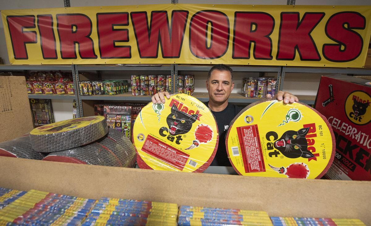 2021 Fireworks sales