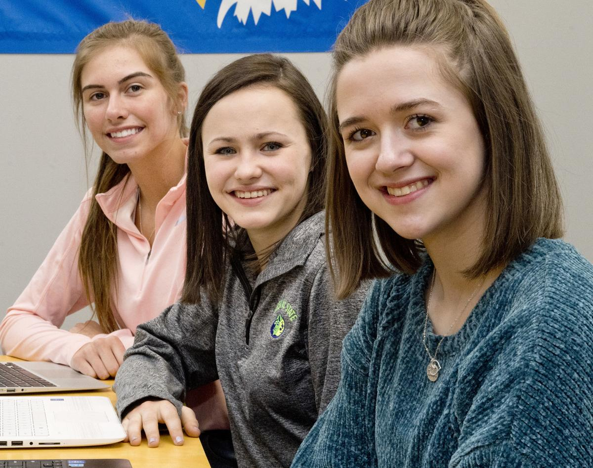 Siouxland Christian School college classes