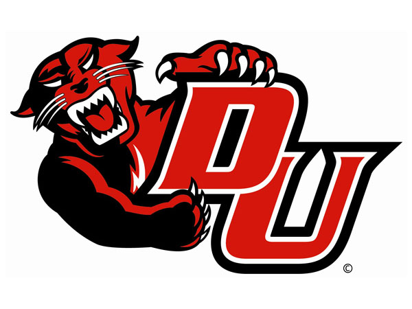 NAIA Davenport Panthers logo