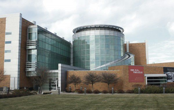 Sioux City Art Center exterior (copy)