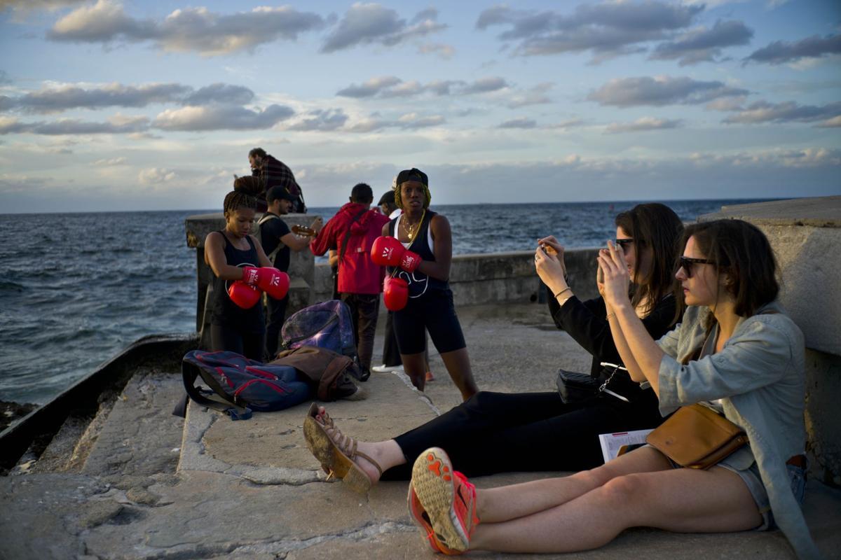 cuba city single lesbian women Candid photos of women in havana and other locations in cuba.