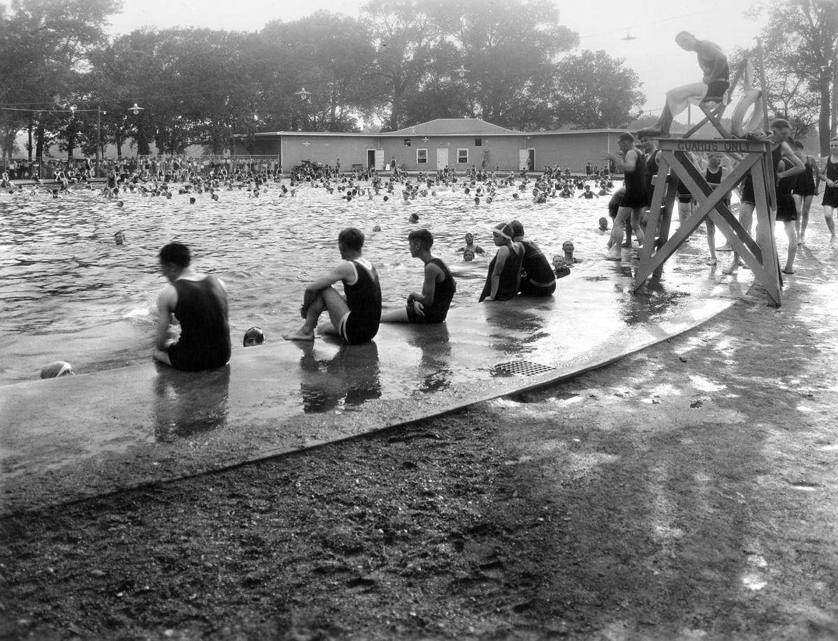 A look back swimming pools in sioux city local news for Public swimming pools in riverside ca