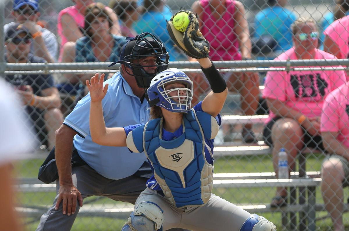 Remsen St. Mary's vs Clarksville Class 1A State Softball Consolation Round