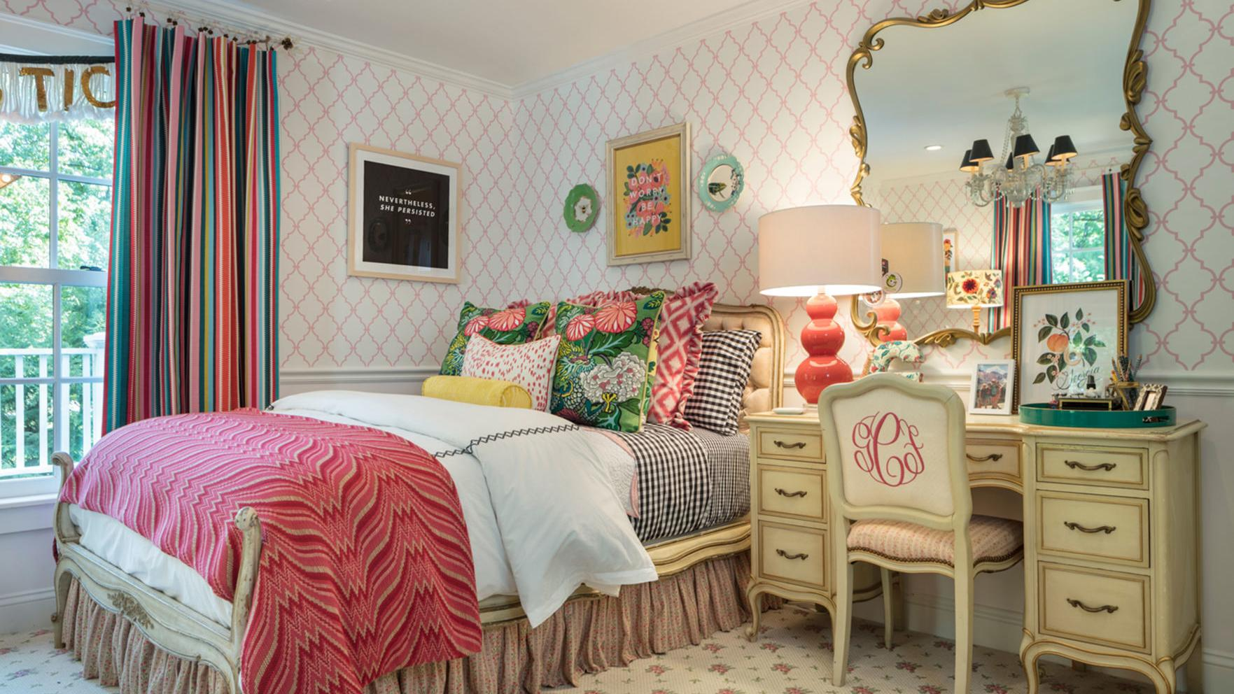 Style at Home: Kids room transformation: Georgia's room
