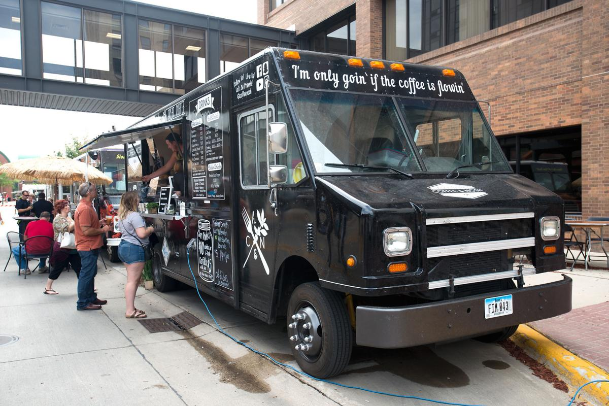 Coffee And Nosh Food Truck
