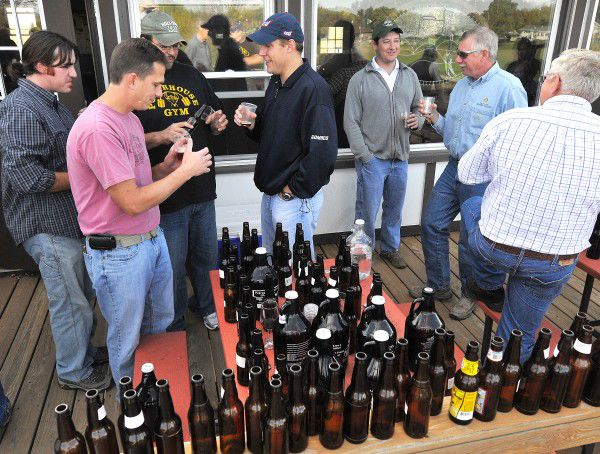 Amateur wine and beer makers competition