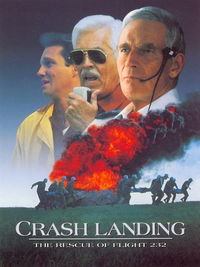 1991: Charlton Heston tabbed to star in United Flight 232 TV movie
