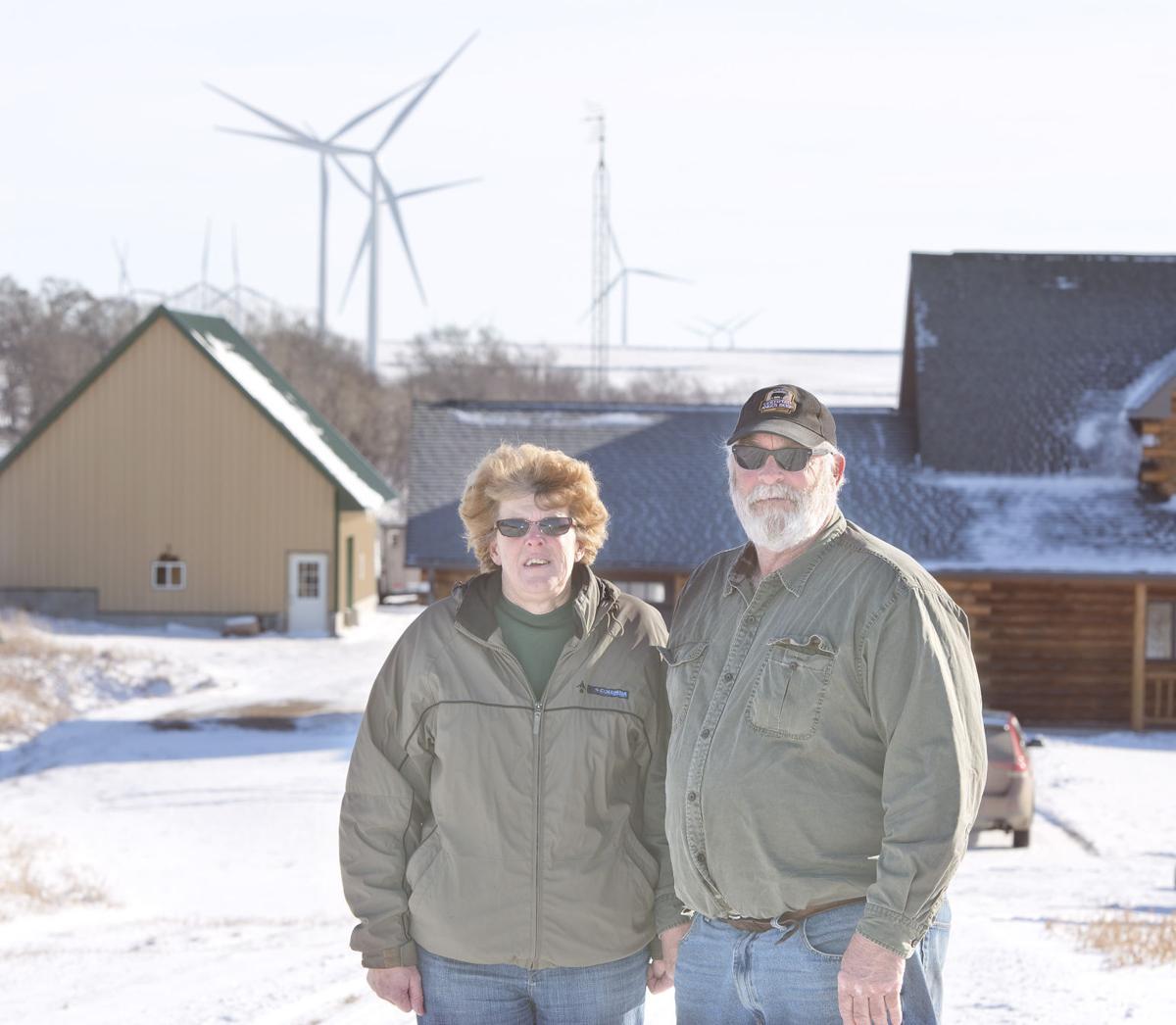 Wind turbine woes