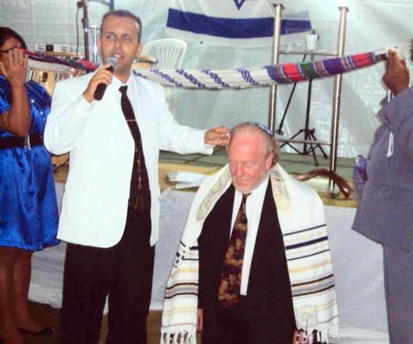 Myron Slobin Siouxland International Messianic Fellowship