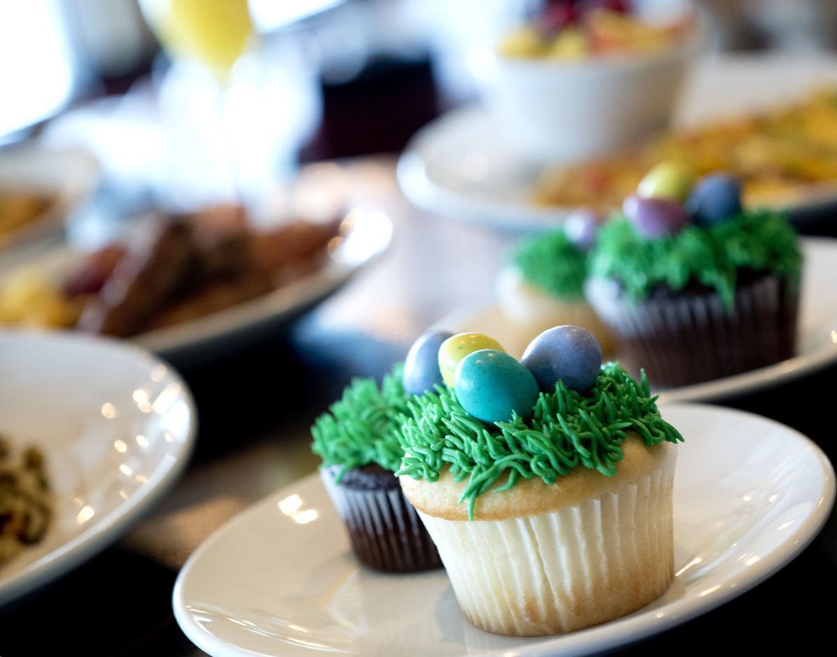 Kahill's Chophouse Easter brunch