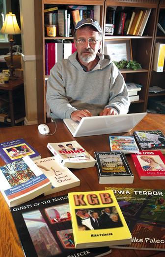 Author aims to spark political awakening