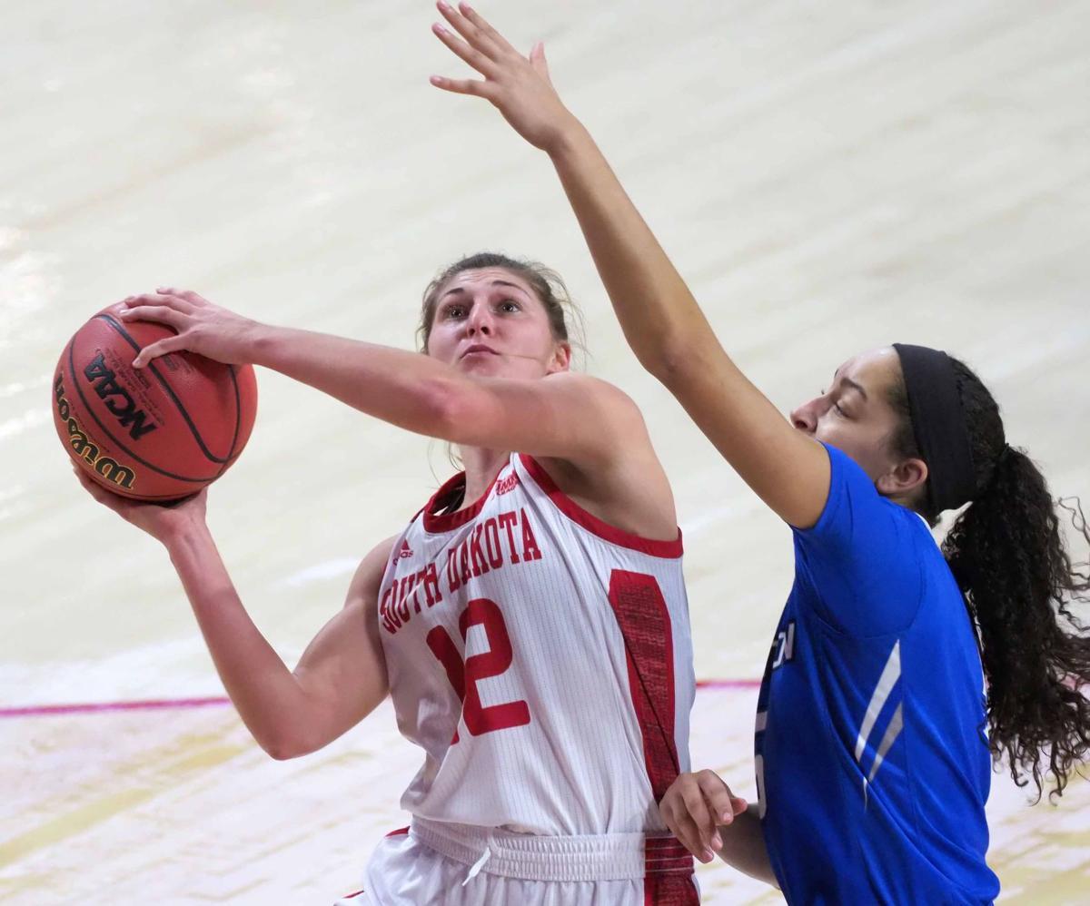 Creighton at South Dakota Basketball