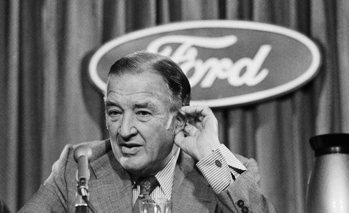 Ford CEO Predecessors