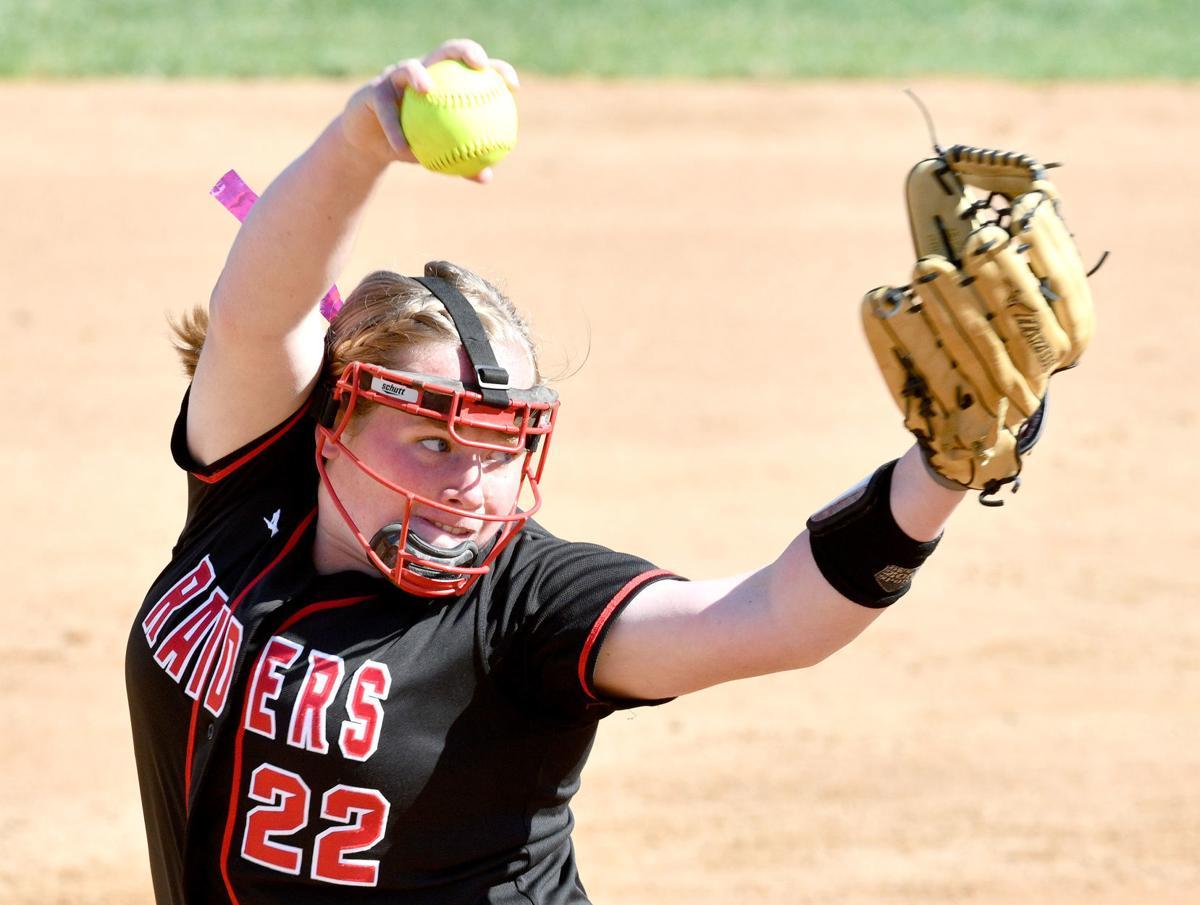 Northwestern vs Doane GPAC softball