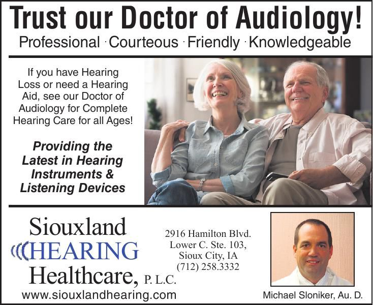 Trust our Doctor of Audiology!