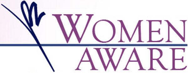 Women Aware logo - lo res