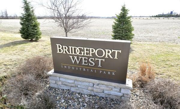Bridgeport West sign