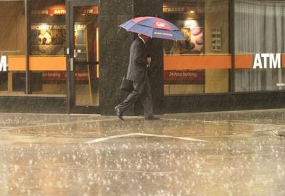 Weather stock rain