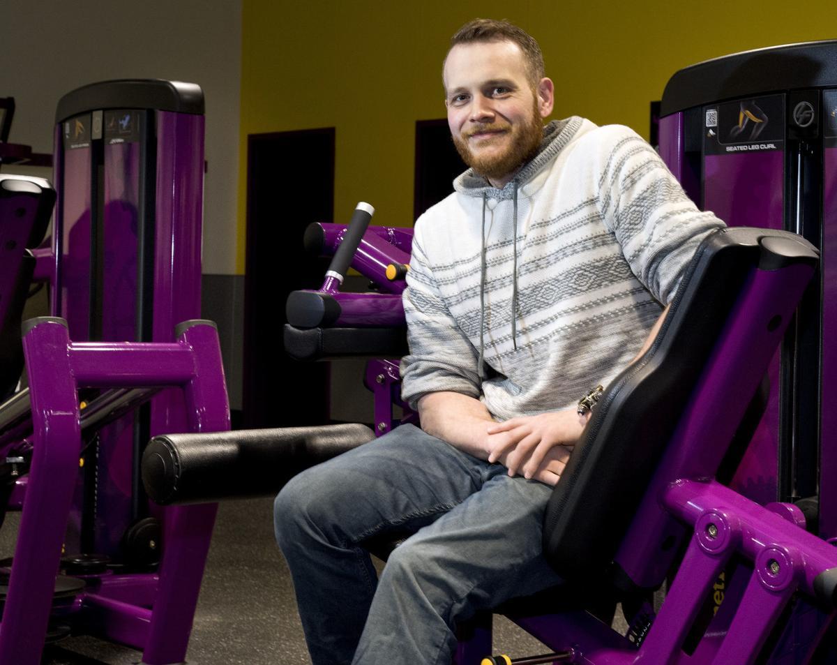 Weight loss Michael Searls