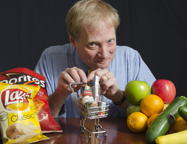 Cornell Food and Brand Lab Brian Wansink