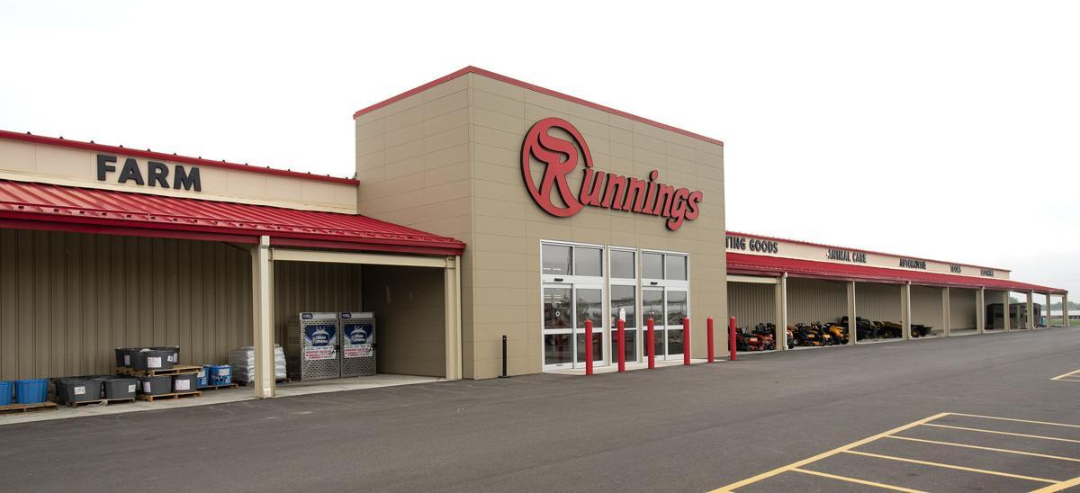 Runnings new Vermillion store
