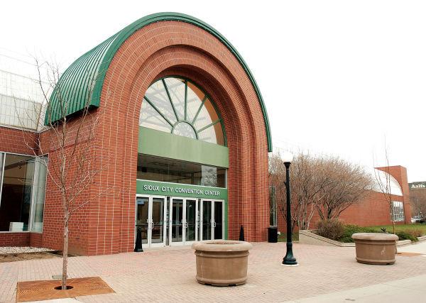Sioux City Conventon Center (copy)
