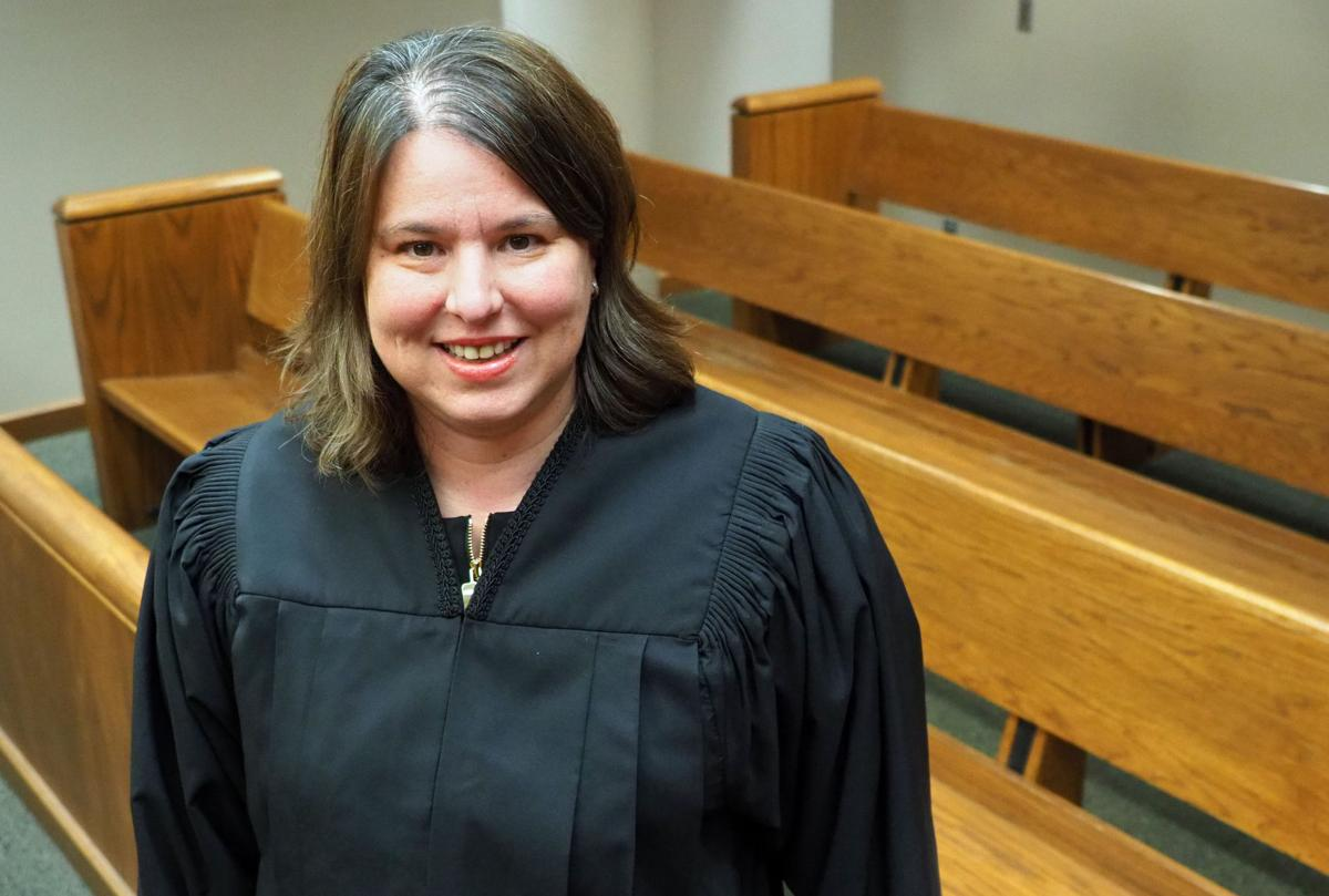 Judge Stephanie Forker Parry