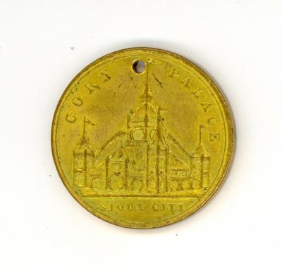Corn Palace coin
