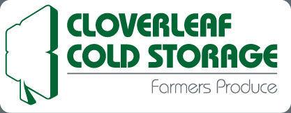 Cloverleaf Cold Storage logo