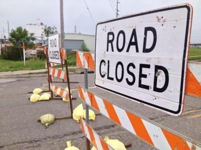 Stock roads construction report