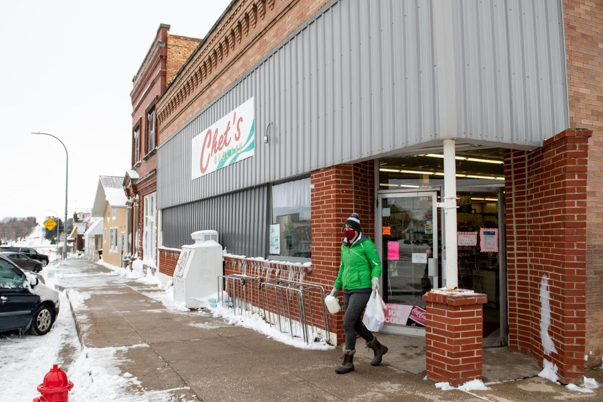 Chet's Foods closing in Kingsley