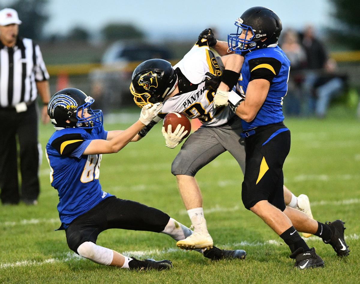 Siouxland Christian-Whiting vs Kingsley-Pierson football