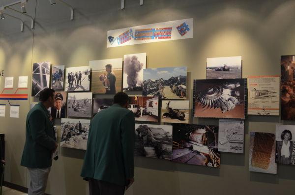 flight 232 exhibit