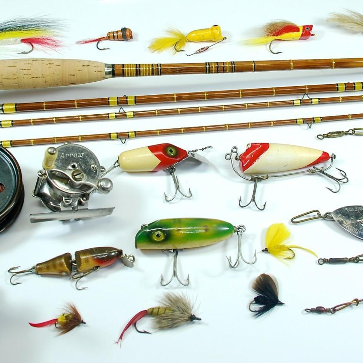 MYHRE: Why not begin collecting vintage fishing tackle? | Outdoors