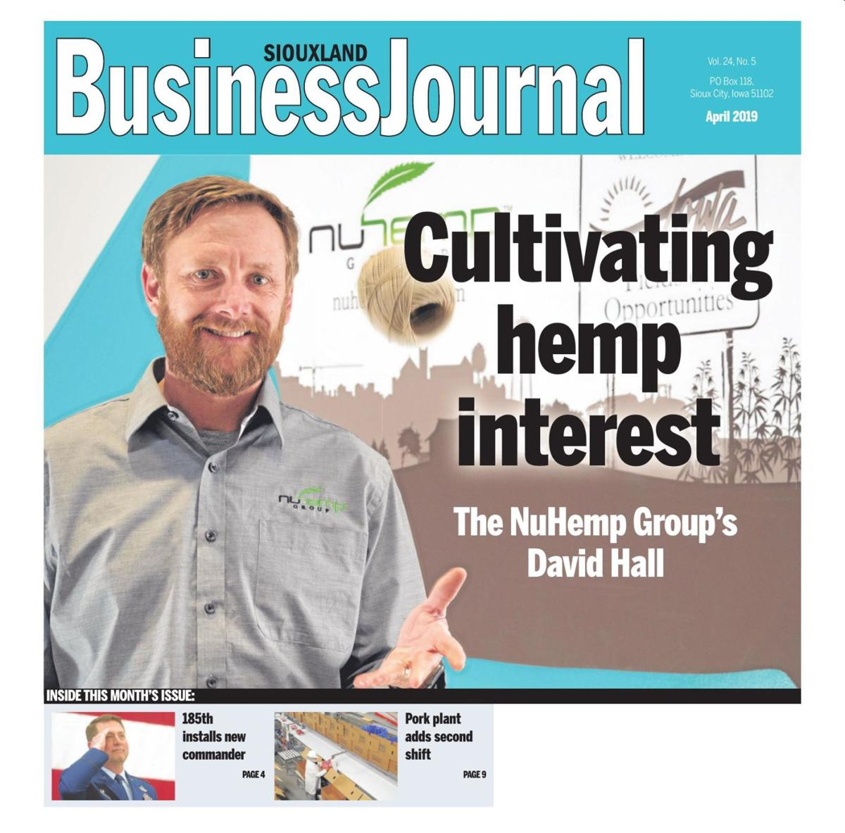 Siouxland Business Journal - April 2019