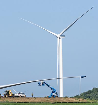 Wakefield wind farm